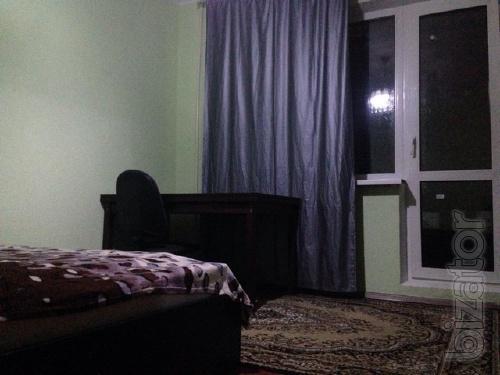 3х комнатная квартира, аренда
