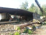 Деревообрабатывающее предприятие, Цех изготовления древесных пелет и брикет
