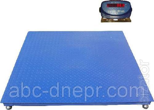 Весы платформенные 600, 1000, 1500, 3000 кг