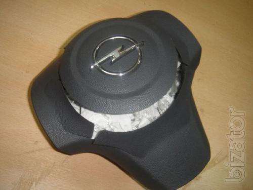 Ремонт подушек безопасности airbag после ДТП, ремни, шторы, сидения