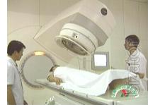 Лучевая терапия «Новалис-нож», в больнице «Нункэн»
