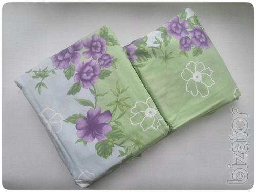Комплекты постельного белья:односпальные и двуспальные