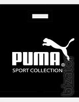 Пакет черный PUMA