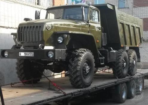 Продам а/м Урал 55571 самосвал