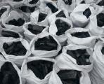 Уголь древесный для кафе, мешок 16кг