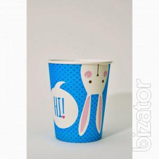 Купольный стакан с Вашим логотипом