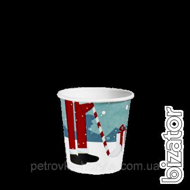 Стаканы Зима  (распродажа)110,250мл