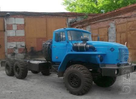 Продам Урал шасси длиннобазовое сборки 2015 года
