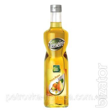Сироп коктейльный Teisseire Груша 700мл