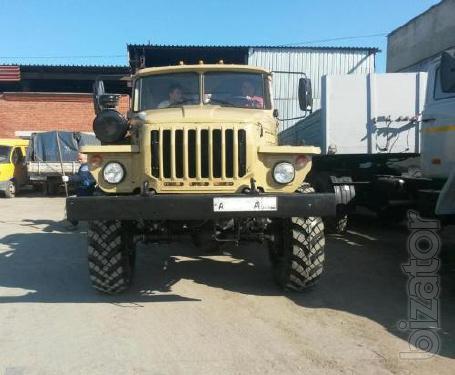 Продам а/м Урал 44202 седельный тягач (сейчас в состоянии шасси)