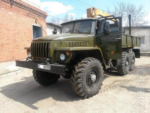 Продам Бортовой а/м Урал 4320  в количестве 2х единиц