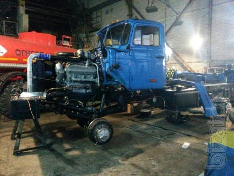Выполним любые виды ремонта автомобилей Урал