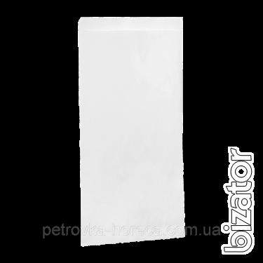 Уголок из белой бумаги (панини,багет) 240*120мм 500шт