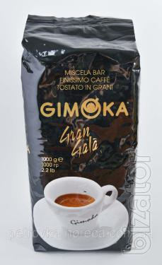 Кофе в зернах Gimoka Nero Gran Gala 1кг