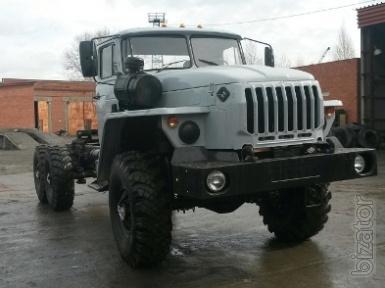 седельный тягач Урал 44202  без пробега