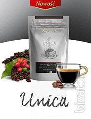 Кофе растворимый Woseba Unica 75г