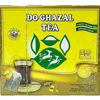 Чай в пакетиках Akbar Черный с Кардамоном 100шт
