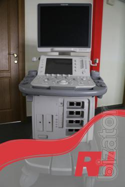 Toshiba Aplio 500 — УЗИ сканер премиум класса по сниженной цене