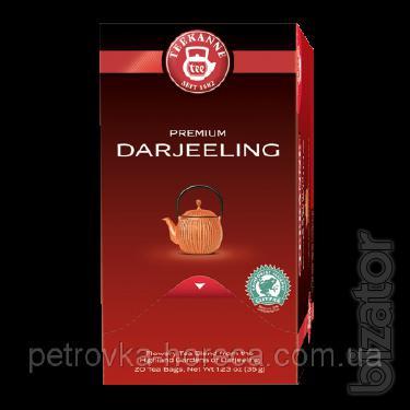 "Чай пакетированныйTeekanne ""Darjeeling"" 20шт 35г Черный"