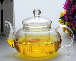 Большой ассортимент чая
