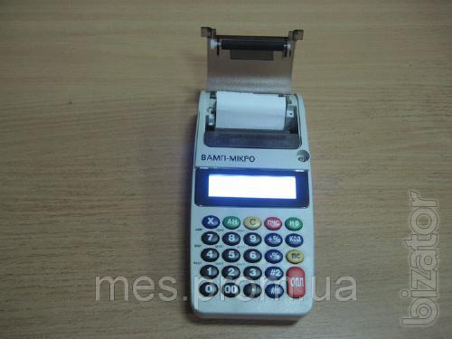 Кассовые аппараты Вамп микро купить