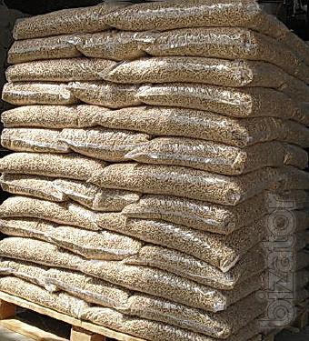 Пеллеты сосновые d-6 2900грн/т
