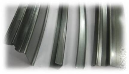 Гнутые металлические профили