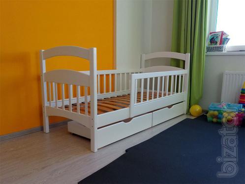 Кровать детская односпальная - Karinalux и подарок