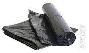 """Пакет для  мусора """" HoReCa"""" 120л*10шт 20мкм"""