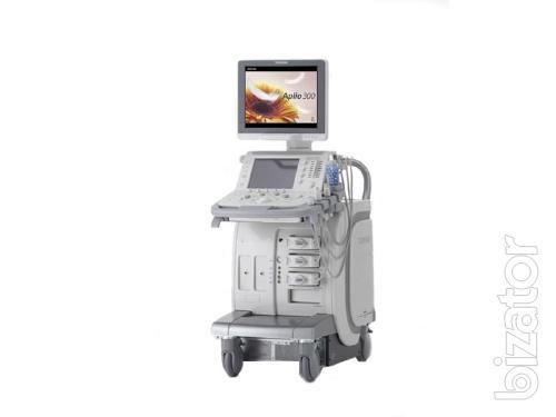 Сканер УЗИ Toshiba Aplio 300