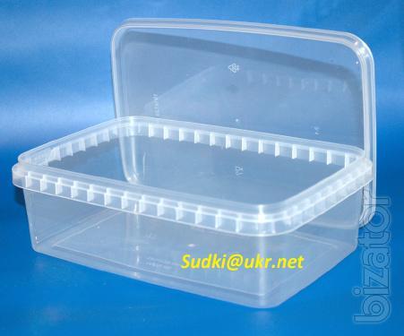 Контейнер для заморозки и хранения 1л