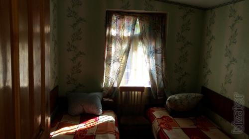 Недорогие комнаты в частном секторе Затоки