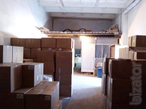 Сдам обустроенное помещение 110 м. под склад или производство