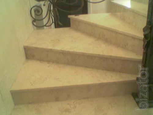 Лестницы мраморные ступени мраморные гранитные ступени гранитная лестница мраморная лестница строительные услуги дизайн интерьер строительство ступени