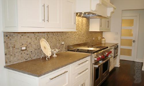 столешницы из искусственного камня , столешницы из натурального камня на кухню , столешницы из натурального камня в ванную комнату, строительные услуг