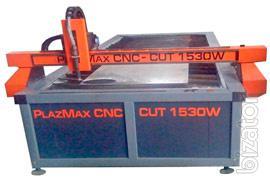 Станки плазменной резки с ЧПУ Plazmax
