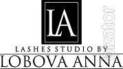 Обучение наращиванию ресниц от профессионалов столицы!  lashes studio by Lobova Anna