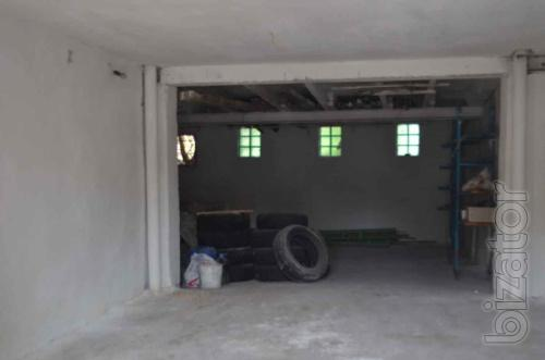Гаражный бокс 90 м.кв. в Голосеевском районе