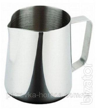 Джаг металический для молока APS 350 мл