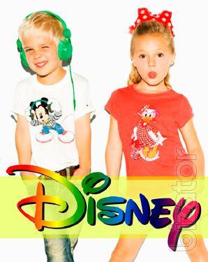 Детский микс новой одежды от Disney по 19,50 € /кг.