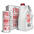 Моторное масло E-TEC  TEC 5W-30 (E-TEC Motor Oil TEC 5W-30)