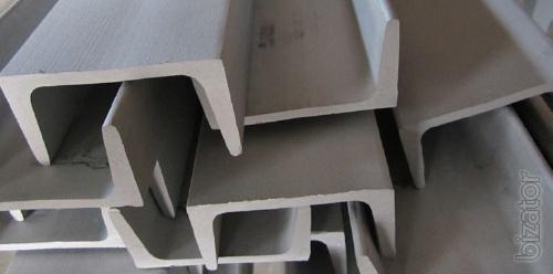 Швеллер стальной ГОСТ. Купить стальной горячекатанный швеллер.