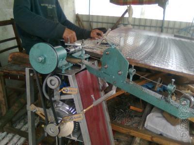 Станок для производства металлической сетки (Рабица)
