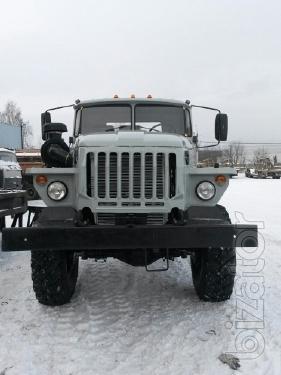 Урал 4320 шасси капремонт 2015