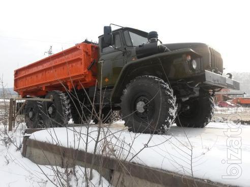 Урал 5557 Сельхозник 2000 г