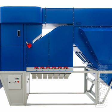 Сепаратор зерна аспирационный АСМ 50 АК
