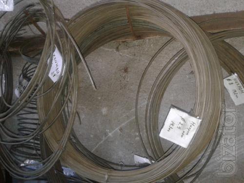 Проволока нихром Х20Н60 ф2,9 мм.