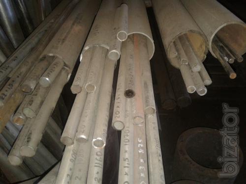 Труба нержавейка 12Х18Н10т ф20х1,5х1400 мм