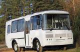 Аренда автобусов ПАЗ