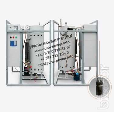 Парогенератор промышленный электрический 100 кг/ч
